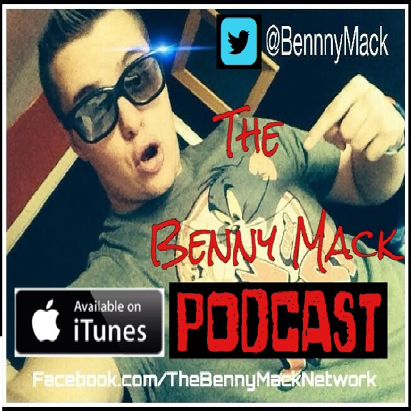The Benny Mack Podcast The Benny Mack Network Awesound